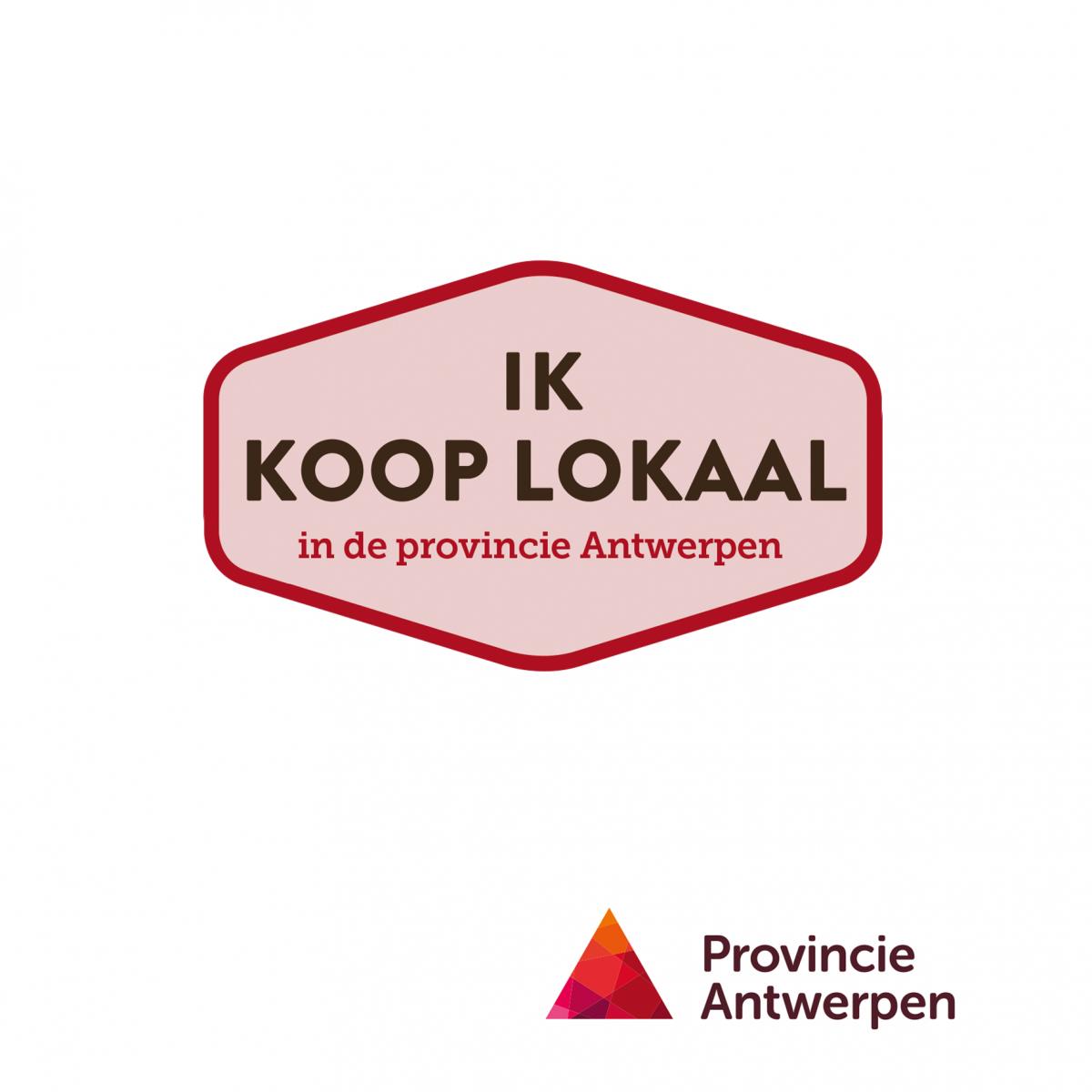 Verspreid De Boodschap Koop Lokaal Ik Koop Lokaal In De Provincie Antwerpen