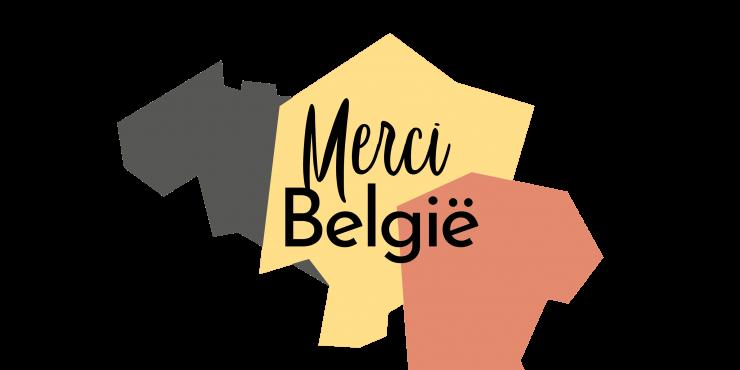 #mercibelgie